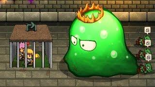САМОЕ ЗЛОЕ ЖЕЛЕ! ► Lost Castle |5| Кооператив