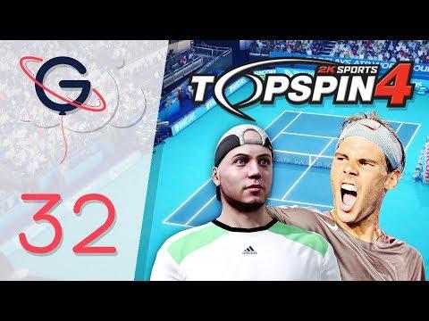 TOP SPIN 4 FR #32 : VS Nadal en ATP Finals !