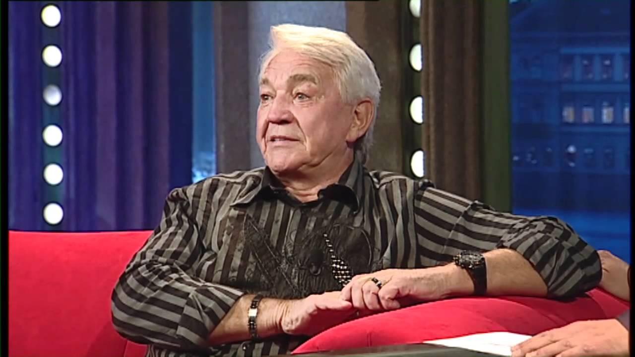 Show Jana Krause 15. 10. 2010 - 1. host Jiří Krampol