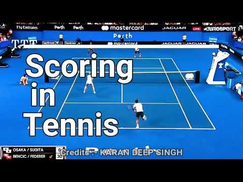 हिंदी में Rules of Tennis   Lawn tennis in hindi  Learn Tennis in Hindi   Scoring and rules in hindi