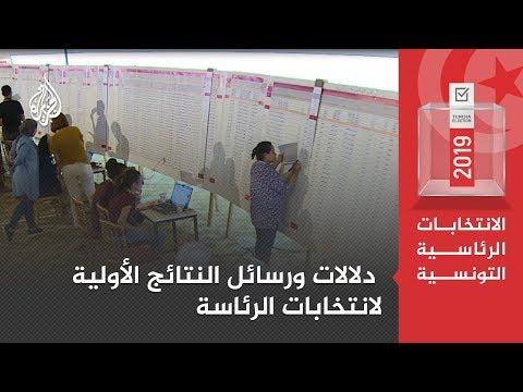 أكاديمي وسجين يتصدران نتائج الانتخابات التونسية  - نشر قبل 6 ساعة