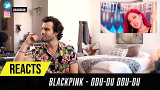 Producer Reacts to BLACKPINK - 뚜두뚜두 (DDU-DU DDU-DU)