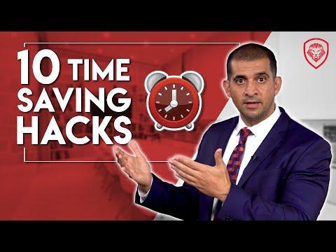 10 Time Saving Hacks for the Entrepreneur