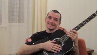 """Песня """"Беларуь моя"""" в исполнении почётного чемпиона Юрия Булата в эфире нашей программы"""