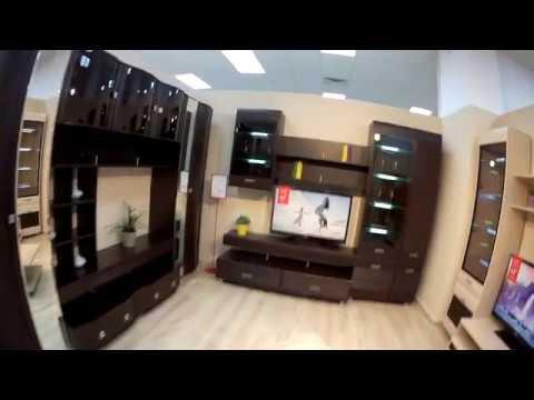 Выбираем мебельный гарнитур в Мебель сити...