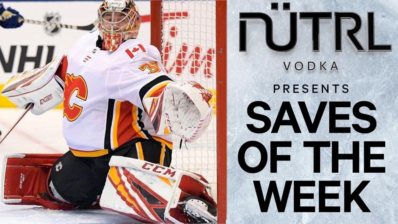 NHL Saves Of The Week: Ridiculous? More Like Rittich-ulous!
