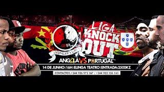 #RRPL(Angola) VS Liga Knock Out(Portugal) TRAILER OFICIAL