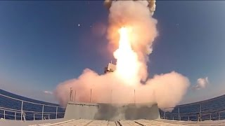 Russian warships fire missiles at IS in Syria: Russian govt