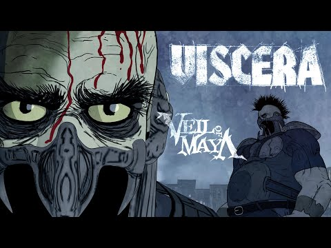 VEIL OF MAYA - Viscera (Official Music Video)