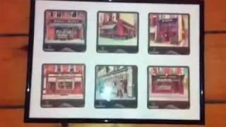 Irish Pub Beer Mat Pictures