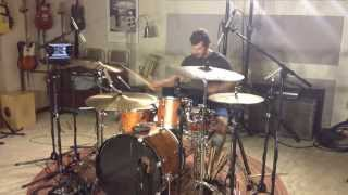 You Are My Passion Drum Cover by Ryan Rushing (Jesus Culture) Kim Walker
