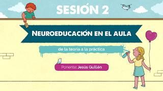 Sesión formativa: Neuroeducación en el aula: de la teoría a la práctica - Concurso ONCE