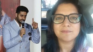 Abhishek Bachchan gives brilliant reply to Aditi Mittal's troll | Filmibeat