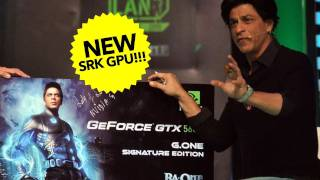 Shah Rukh Khan Is Now A Graphics Processing Unit!