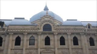 Азербайджан 4-6 ноября 2015. Баку, Сумгаит, Гянджа. Возвращение домой.(, 2015-11-18T10:56:19.000Z)