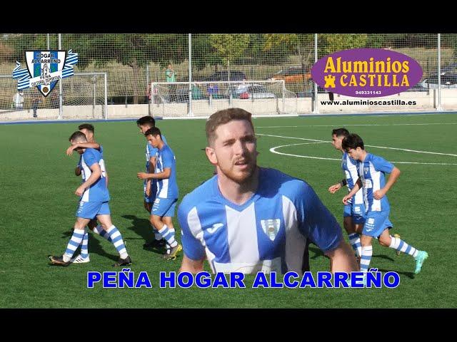 HOGAR ALCARREÑO 1- 3 C .D. AZUQUECA.  25 SEPTIEMBRE 2021. PEÑA  HOGAR ALCARREÑO  .ALUMINIOS CASTILLA