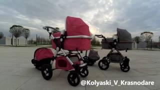 Детская коляска Golden Baby 3in1