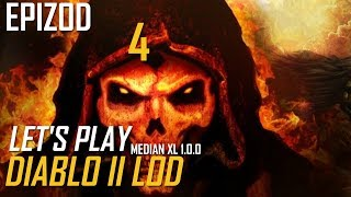 Let's Play Diablo 2 Lord of Destruction Median XL 1.0.0 - Epizod 4