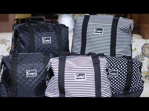 SimplilyCo. Weekender Bag