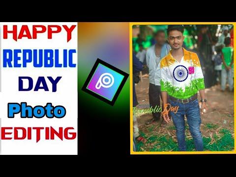 PicsArt Happy Republic Day Photo Editing India 2021|| 26 January Republic Day Photo Editing ||MTE