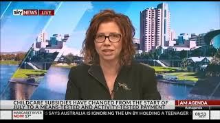 Amanda Rishworth AM Agenda 03/07/2018
