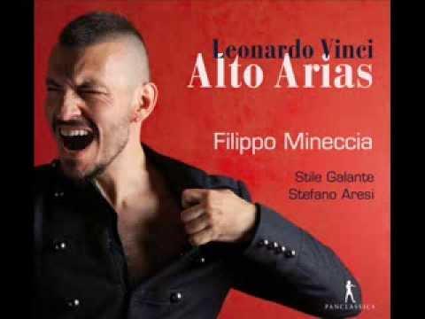 """Leonardo Vinci: """"Se soffia irato il vento"""" Filippo Mineccia"""