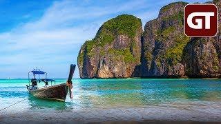 Thumbnail für Ich brauch ma' Urlaub - Teil 3: Wie wir heute verreisen - GT Talk #6