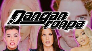 YouTuber Drama, but it's a Danganronpa Trial (WIP)