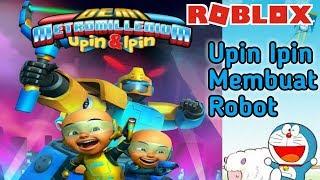 UPIN IPin faz Robot você e I-Roblox UPIN IPin
