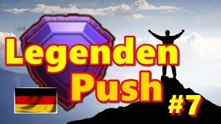 Legenden-Liga Push Folge 7 - Es wird wolkig - Clash of Clans