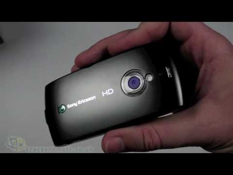Sony Ericsson Vivaz Pro unboxing video