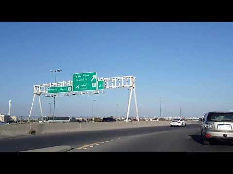 Road Trip in Kuwait...  #KuwaitNationalDay