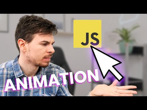Awesome Cursor Animation With CSS  & Javascript!