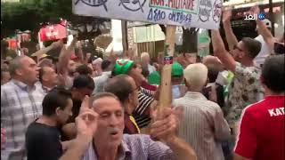 الجزائريون يطالبون بدولة مدنية في الجمعة 28 للحراك الشعبي