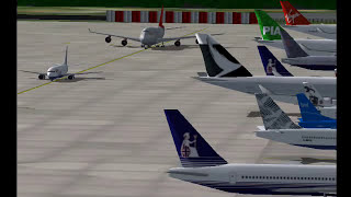 FS Traffic 2002 for Microsoft Flight sim 2002/2004