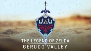 Baixar The Legend Of Zelda Ocarina Of Time - GerudoValley Orchestral ReMix