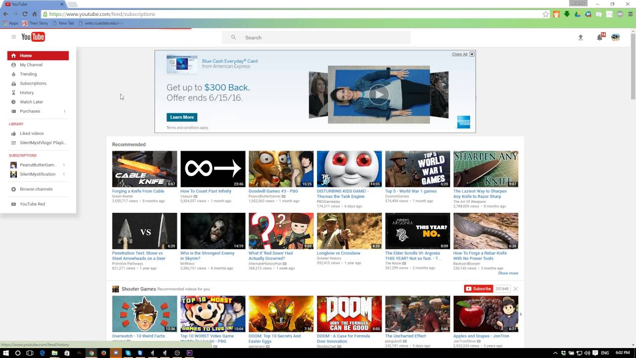 The New YouTube Layout Is ACTUALLY BAD. Where Did The