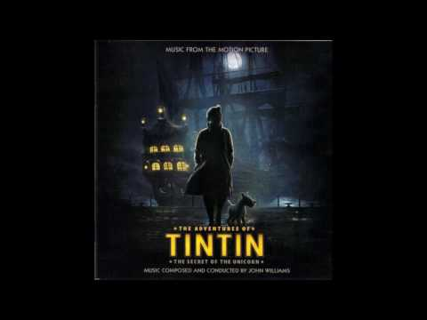 The Adventures Of Tintin (Soundtrack) - Dueling Pirates