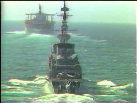 Derek Wilkinson's VHS footage of Iran--Iraq War coverage 6