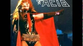 ACID Live in Belgium