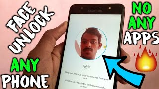 Face Unlock Feature On Any Android Phone without Any Apps