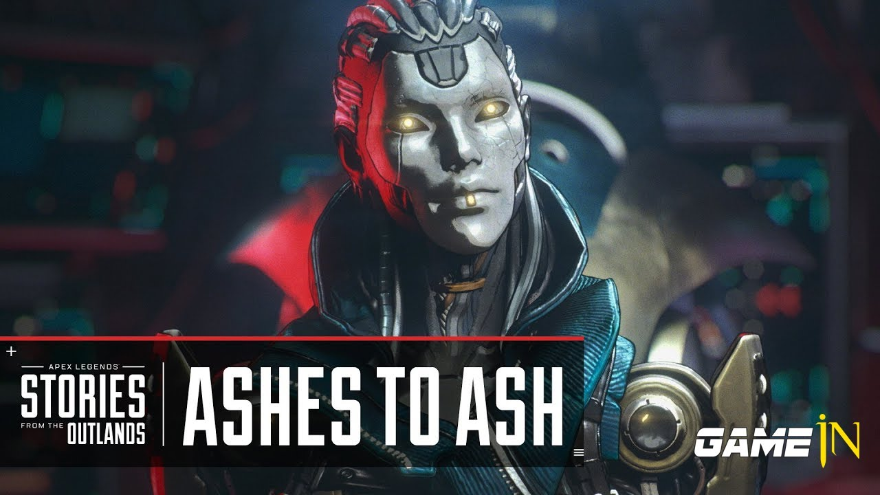 """Trailer Video over Apex Legends - Stories from the Outlands  """"Ashes to Ash"""""""