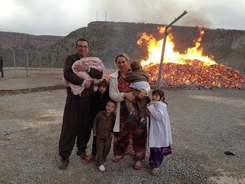Colorado family living in Iraq reaching out to help refugees