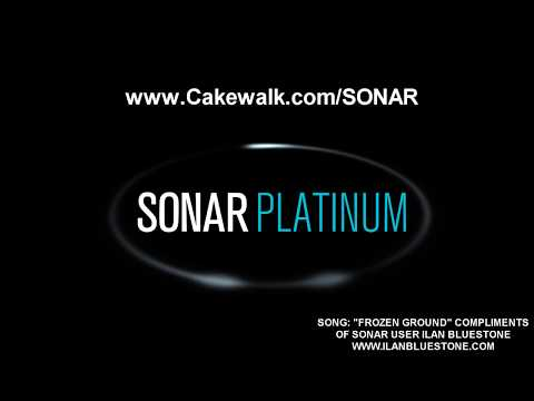 SONAR Platinum Overview
