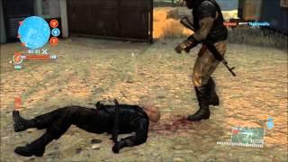 Metal Gear Online: PC Gameplay