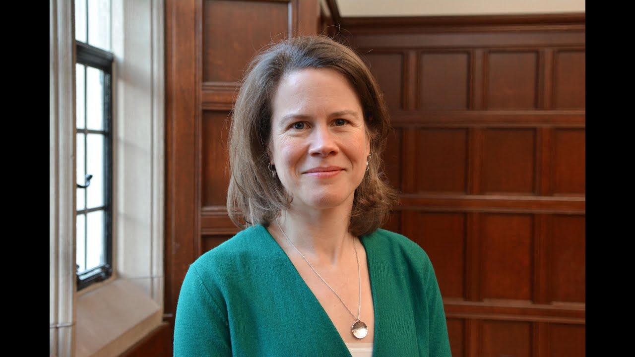 President's Speaker Series: Professor Amy Hungerford - YouTube