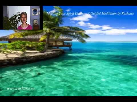 how to meet your spirit guide meditation mp3