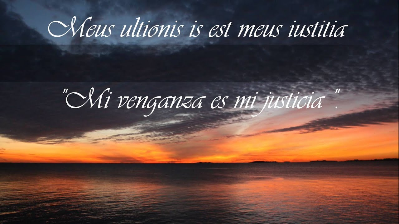 Frases en lat n que empiezan con la letra m traducidas al for Fraces en latin