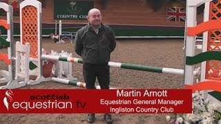Baixar Martin Arnott, Equestrian General Manager, Ingliston Country Club