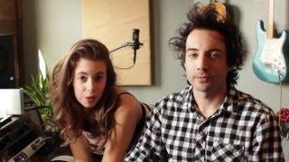 Jessie Kol and Perry Sorensen on the PreSonus Studio 192